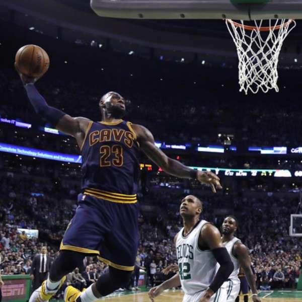Playoffs NBA: Cleveland Cavaliers Vs Toronto Raptors