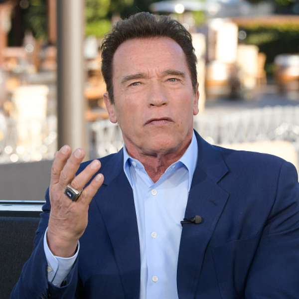 Arnold Schwarzenegger se burla de Donald Trump (VIDEO)