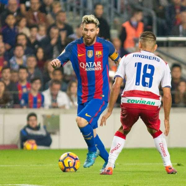 Granada Vs Barcelona En Vivo La Liga 2017 Online Futbol