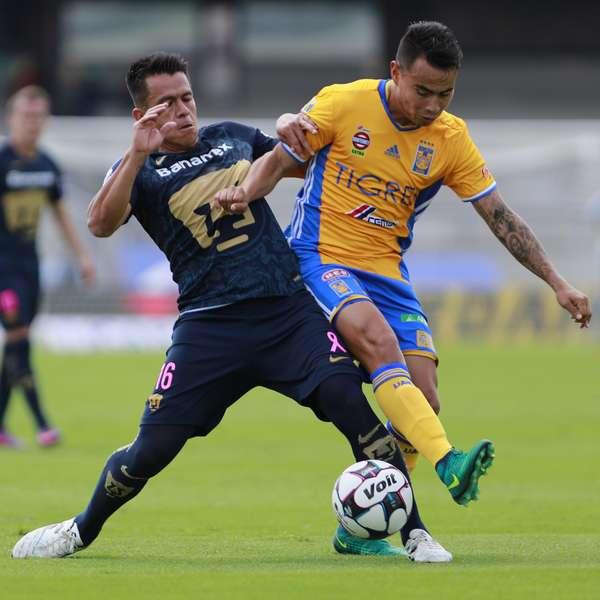 Tigres Vs Pumas En Vivo 2017 Liga MX Online Futbol