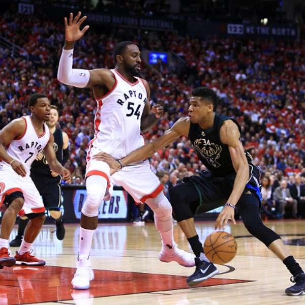 Milwaukee Bucks vs Toronto Raptors en vivo NBA Playoffs ...