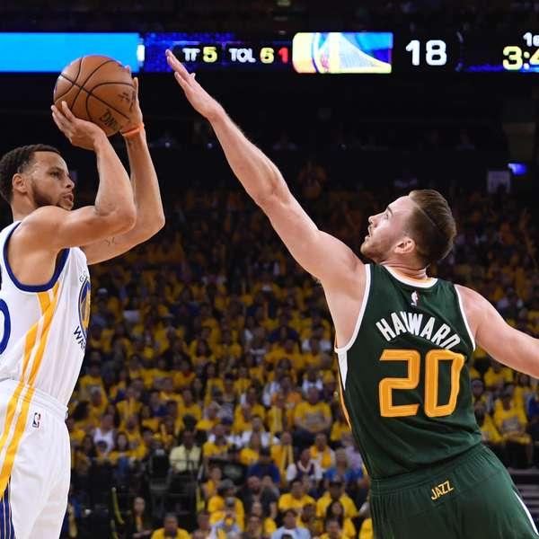 Playoffs NBA: Utah Jazz Vs Golden State Warriors, Juegos