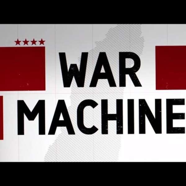 netflix war machine trailer