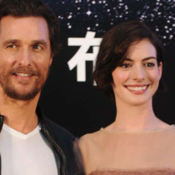 Matthew McConaughey E Anne Hathaway Retomam Parceria Na