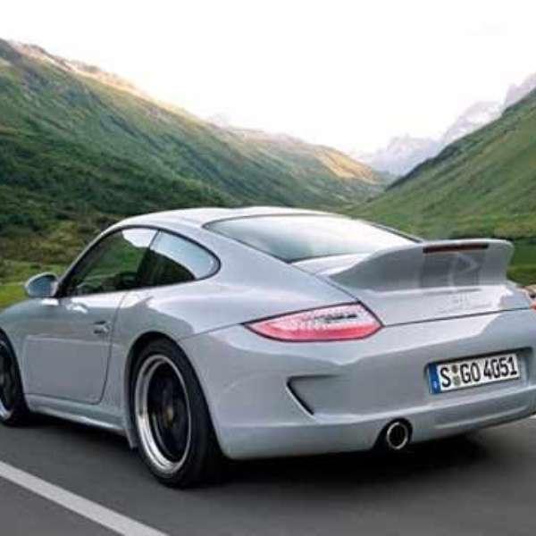 El Porsche 911 Sport Classic