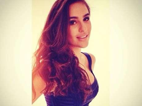 Lívian é a filha caçula do humorista Renato Aragão Foto: @livianaragao/ Instagram / Reprodução
