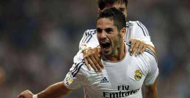 Isco - Real Madrid 2013