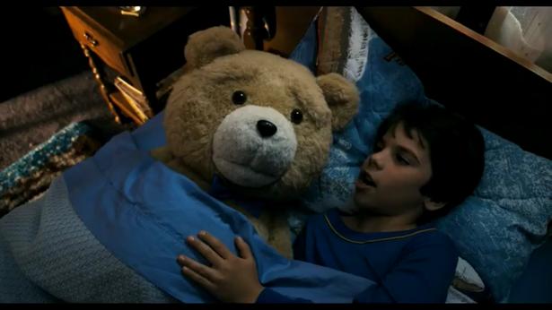 Ted de pequeño: tierno, lindo e inocente