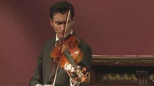 Viola pode se tornar instrumento musical mais caro do mundo Video: AFP