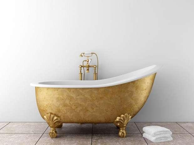 Tinas De Baño Con Patas:Baños & Estilos: Bañeras vintage en la decoracion del baño