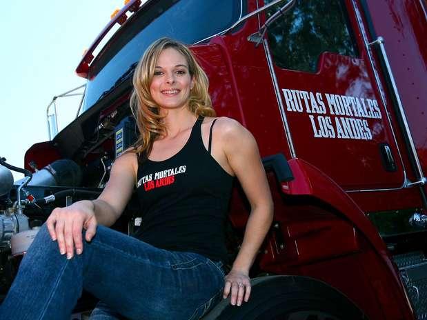 Lisa Kelly, la camionera - Imgenes - Taringa!