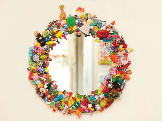 Espejos de pared, los marcos más curiosos para tus niños - Terra ...