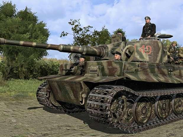 Iron Front: Liberation 1944 v 1.65 + 1 DLC RePack 2012 / RUS / ENG / GER.