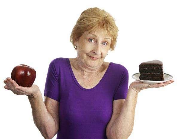Dietas ya no tienen efecto después de los 75 años: estudio