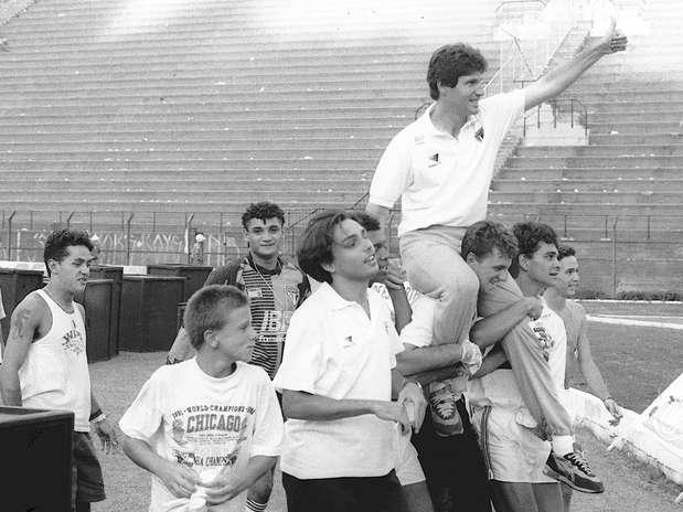 Resultado de imagem para são paulo campeão da copa são paulo 1993