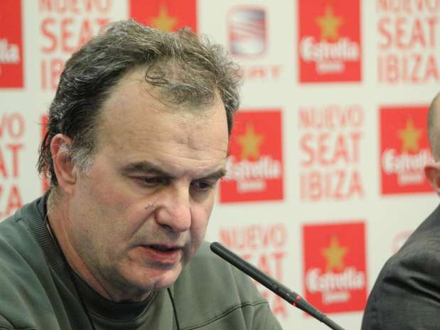 Marcelo Bielsa, entrenador del Athletic de Bilbao. Foto: EUROPA PRESS
