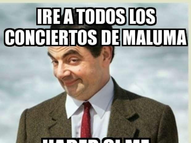 Maluma Sin Camisa 2014