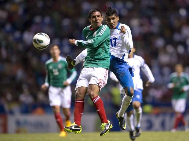 Premundial de CONCACAF: Eliminatorias Copa Mundo Turquia 2013: El Salvador 0 Mexico 3. Mexico3-0elsalvador23-11
