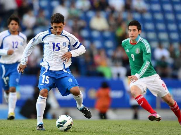 Premundial de CONCACAF: Eliminatorias Copa Mundo Turquia 2013: El Salvador 0 Mexico 3. Mexico3-0elsalvador23-2