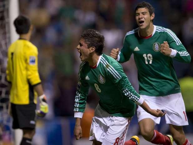 Premundial de CONCACAF: Eliminatorias Copa Mundo Turquia 2013: El Salvador 0 Mexico 3. Mexico3-0elsalvador23-6