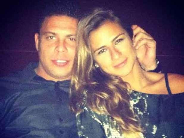 Paula Morais se declarou a Ronaldo em seu Instagram Foto: Instagram / Reprodução
