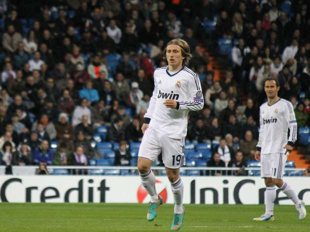 Luka Modric Real Madrid  Foto: EUROPA PRESS
