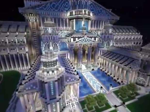 Minecraft xbox psn e pc mar o 2014 for Casa moderna minecraft xbox 360