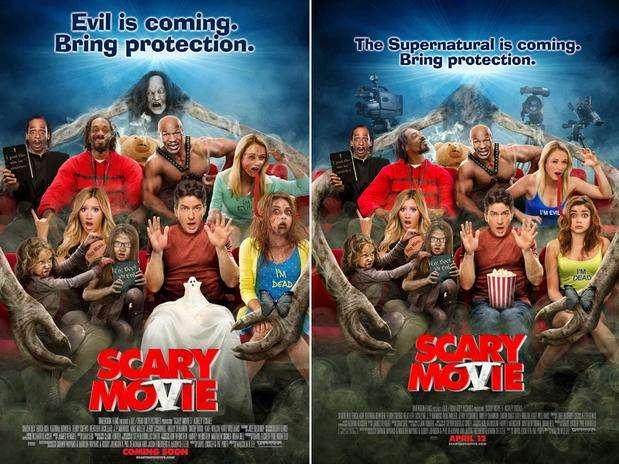 Scary Movie 5 2013 BRRip Xvid Castellano PutLocker