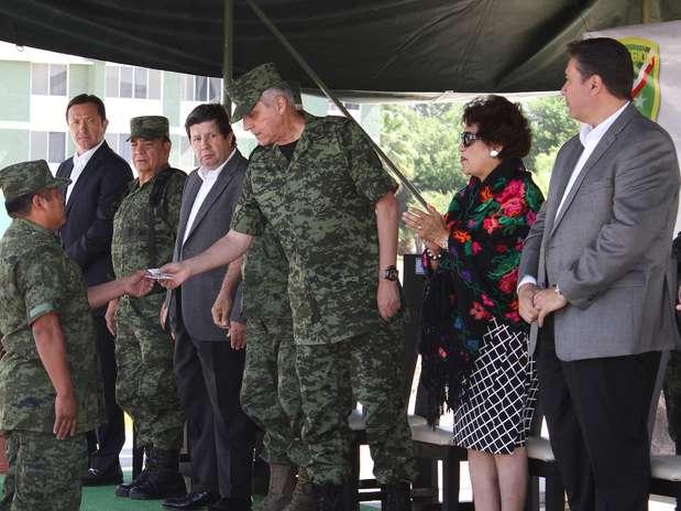 Sedena inaugura nuevo cuartel en Nuevo León Sedena-001
