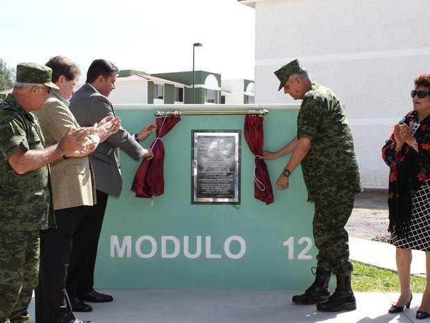 Sedena inaugura nuevo cuartel en Nuevo León Sedena-002