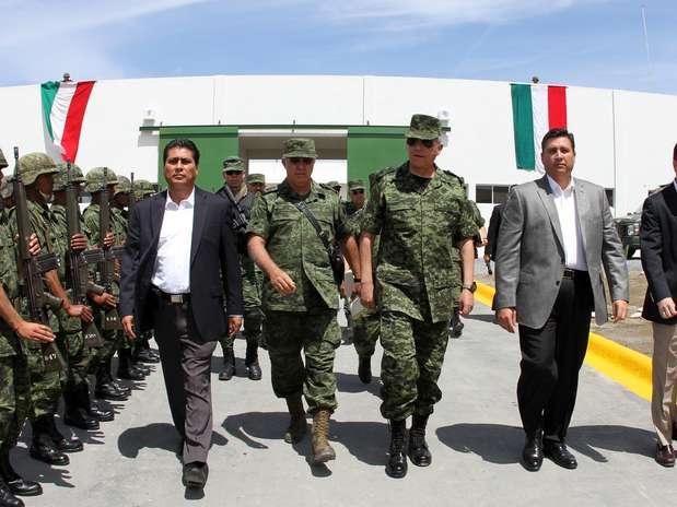 Sedena inaugura nuevo cuartel en Nuevo León Sedena-005