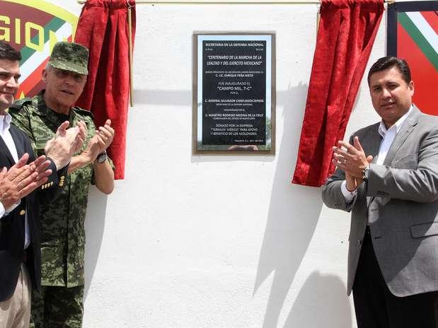 Sedena inaugura nuevo cuartel en Nuevo León Sedena-007