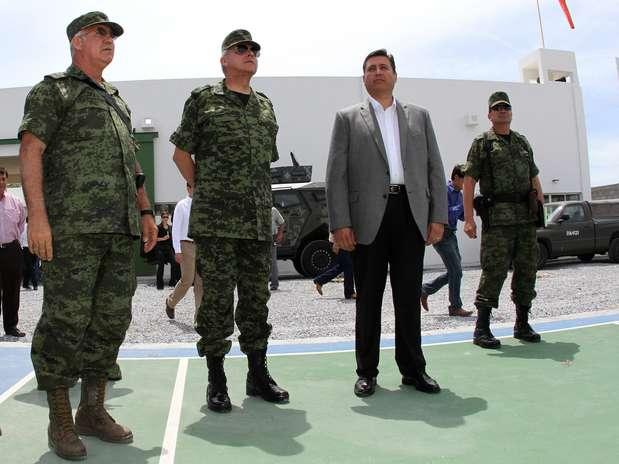 Sedena inaugura nuevo cuartel en Nuevo León Sedena-008