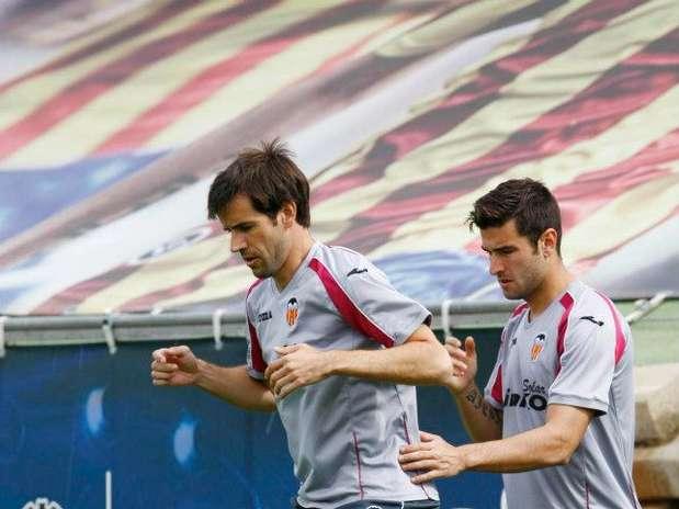 David Albelda regresará al equipo para jugar ante el Rayo Vallecano Foto: Valenciacf.com