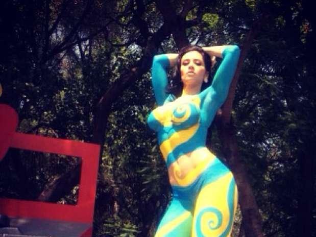 ver fotos de diosa canales desnuda en revista playboy venezuela agosto