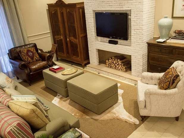 inspire se com 25 fotos de decora o de casas de campo. Black Bedroom Furniture Sets. Home Design Ideas