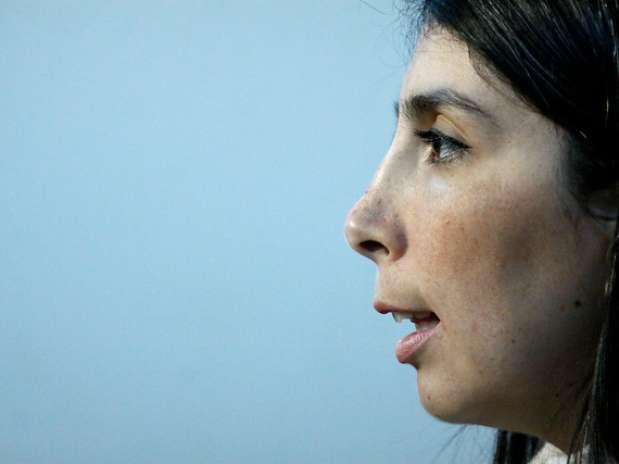 Karla Rubilar, diputada de Renovación Nacional. Foto: Agencia Uno