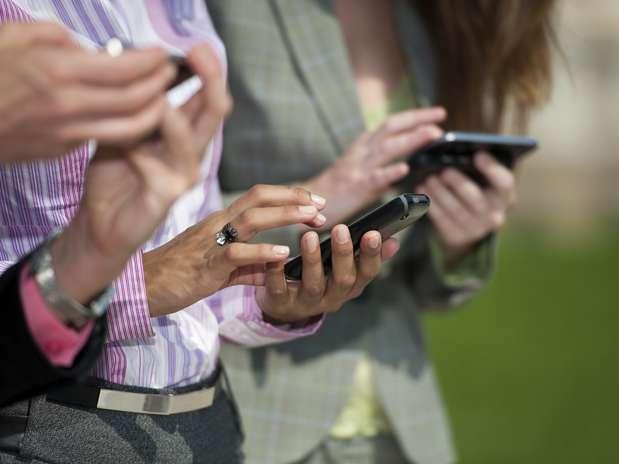 Encontrar um par é o objetivo comum dos usurários Foto: Getty Images