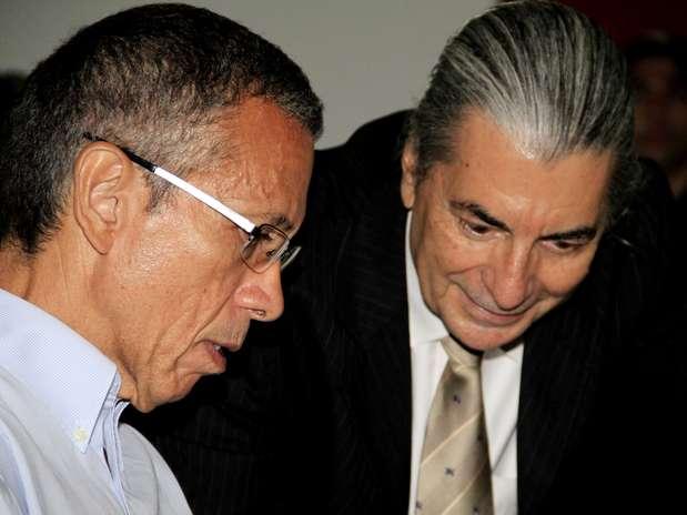 Arcanjo era apontado como chefe do jogo do bicho em Mato Grosso na época da morte do empresário Foto: TJ-MT / Divulgação