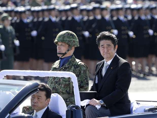 Japão adverte China sobre operações marítimas em Senkaku