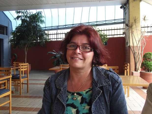 A médica cubana Tânia Aguiar Sosa começou a trabalhar em setembro em Pedreira, interior de São Paulo Foto: Rose Mary de Souza / Especial para Terra