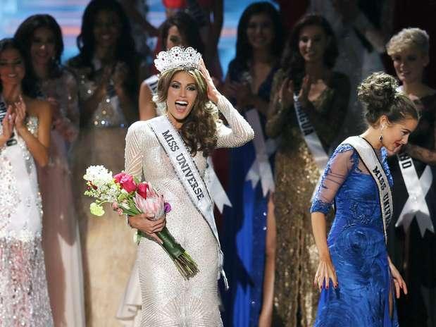 Gabriela Isler, da Venezuela, é a Miss Universo 2013 Foto: EFE