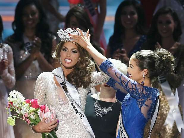 Miss venezuelana vence Miss Universo 2013