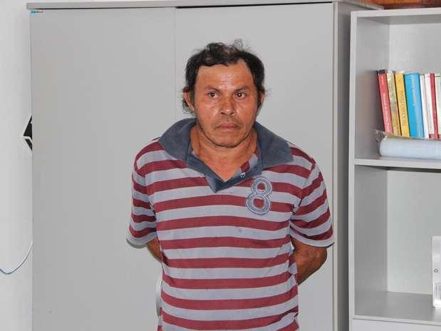 Olímpio Cardoso Neto, 52 anos, admitiu que dopava a mulher para cometer abusos durante as madrugadas Foto: Yala Sena / Especial para Terra