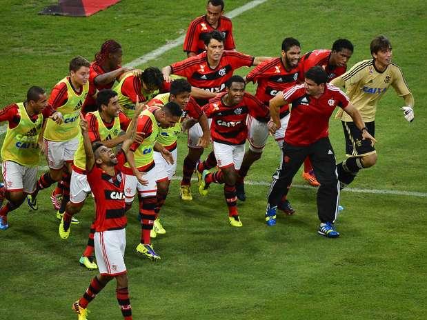 Sabendo que era impossível e/ou improvável, Flamengo foi lá e fez!