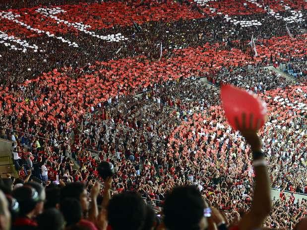 Uma noite para entrar na história do Flamengo