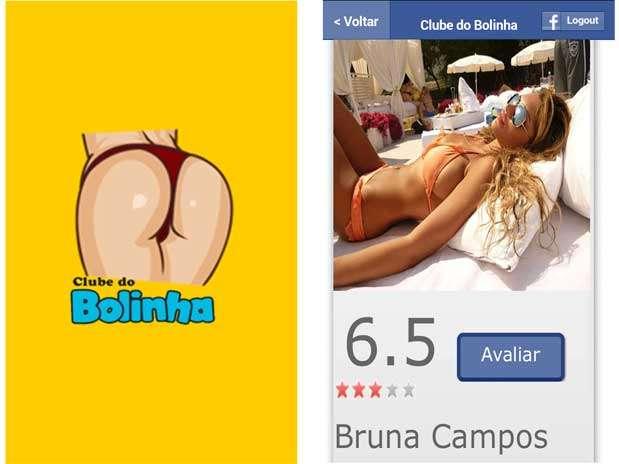 Clube do Bolinha permite que homens avaliem anonimamente suas amigas do Facebook Foto: Reprodução