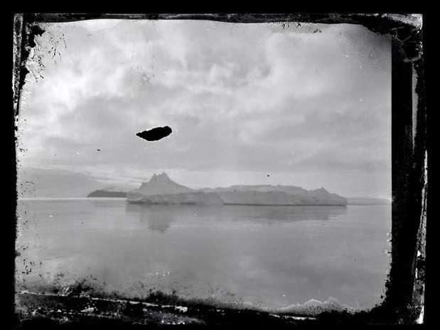 Negativos passaram por restauração Foto: Antarctic Heritage Trust, nzaht.org / Divulgação