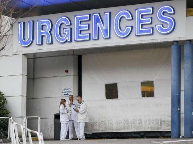 Schumacher está internado em hospital na cidade de Grenoble, na França Foto: Robert Pratta / Reuters