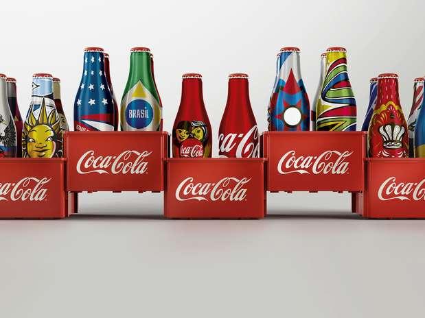 Consumidor poderá trocar tampas e latas por miniprodutos Foto: Divulgação
